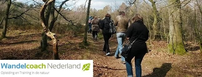 Foto wandelende mensen