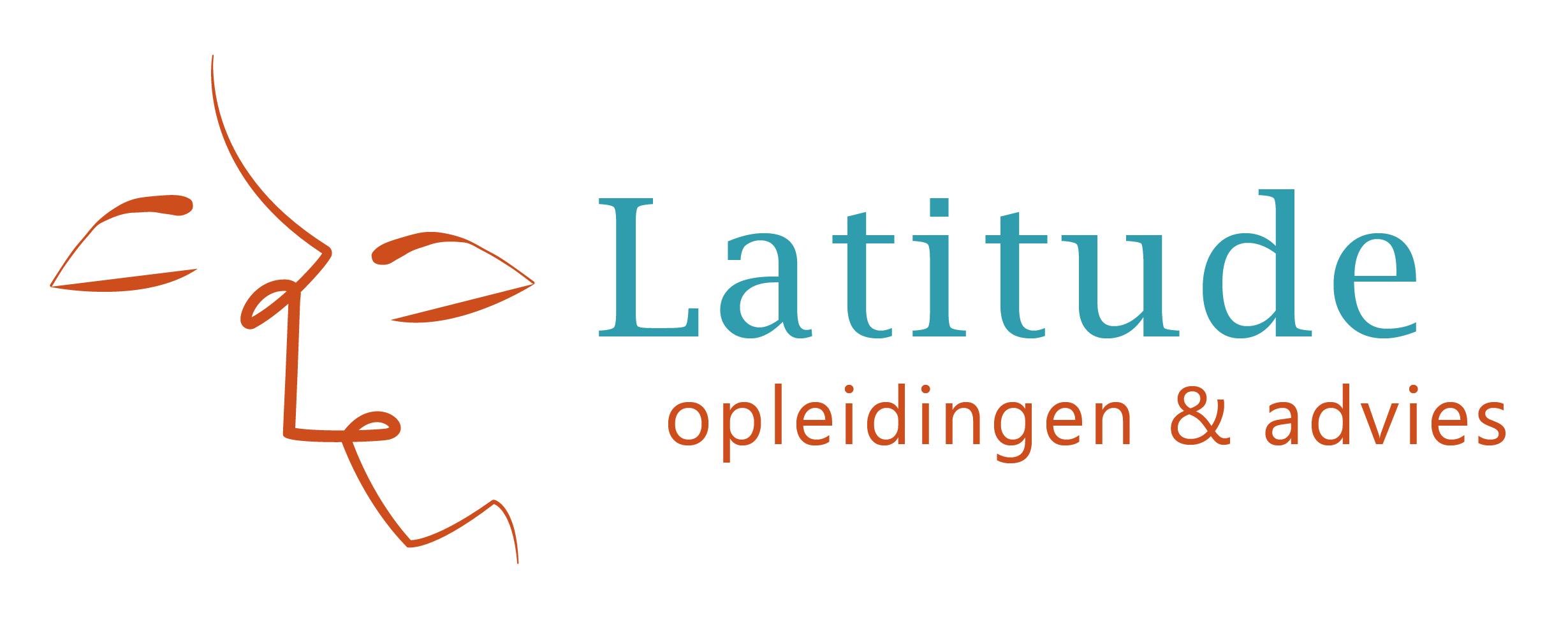 Logo Latitude drukwerk