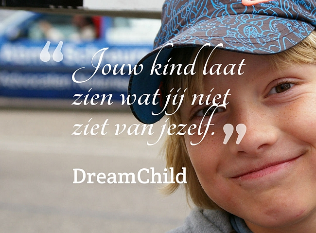 Dreamchild - beroepsopleiding Gezins- en KinderCoach op HBO niveau