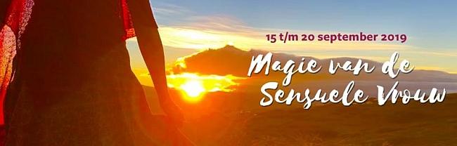 Magie van de sensuele vrouw - I AM Reizen