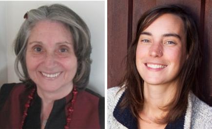 Veronica Pelicaric en Nina Koevoets