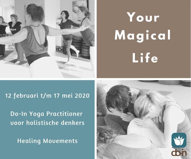 Healing Movements voor holistische denkers